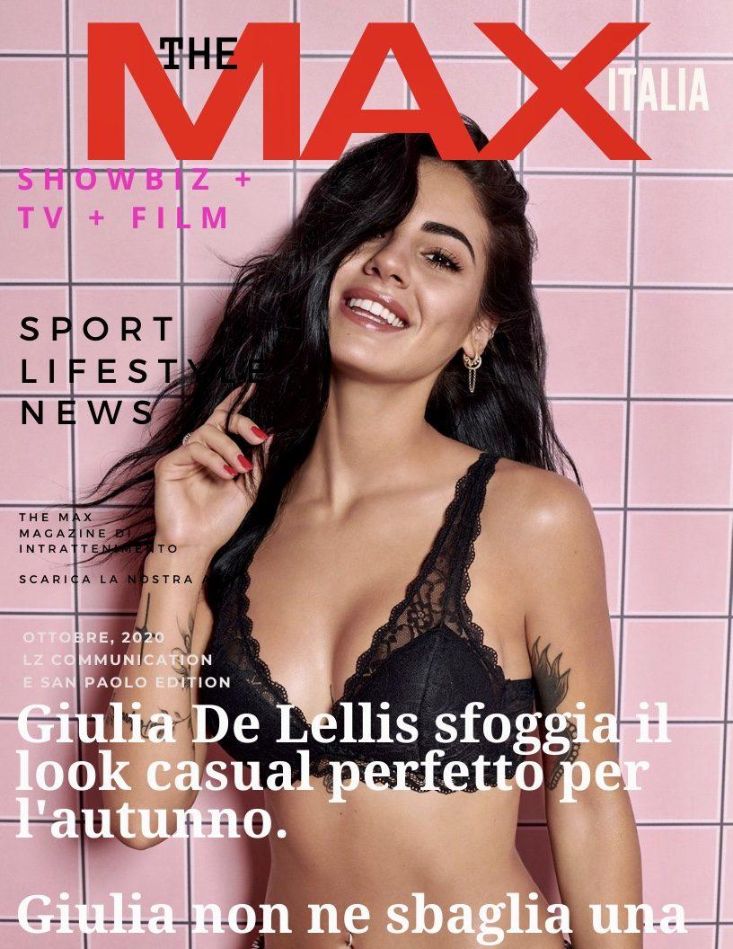 THE MAX MAGAZINE  EDIZIONE ITALIA